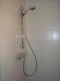 Small Apartment / Ensuit, view G (shower)